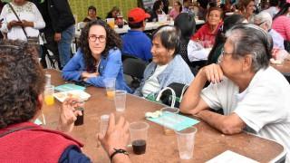 Comedores comunitarios, inmejorables ejemplos de la exitosa colaboración comunidad-gobierno