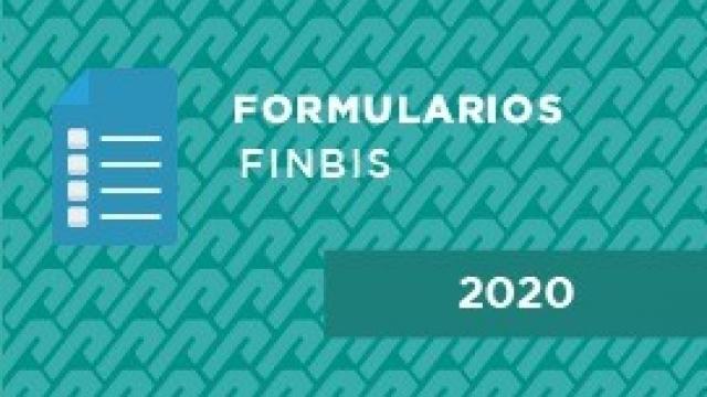 Formularios FINBIS 2020